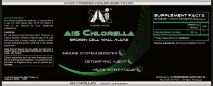 AIS Chlorella