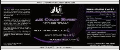 AIS Colon Sweep
