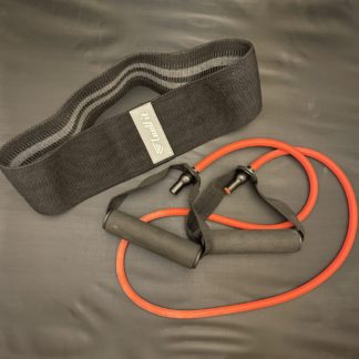 2 pc exercise band set